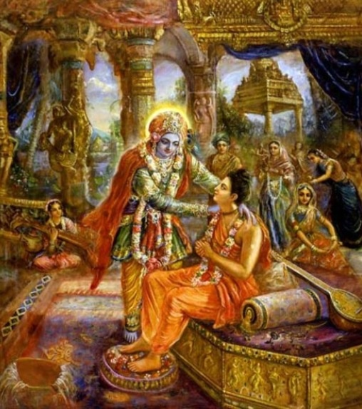 draupadi and arjuna relationship with god