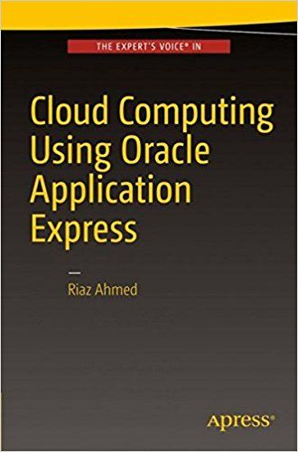 Download Cloud Computing Using Oracle Application Express Book Pdf
