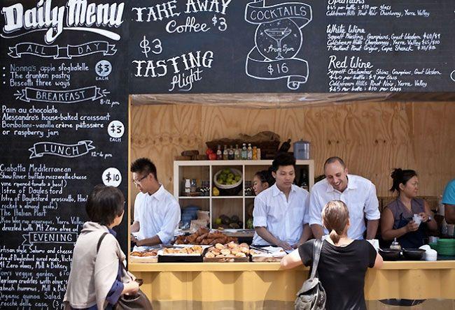 The Urban Coffee Farm and Brew Bar in Melbourne