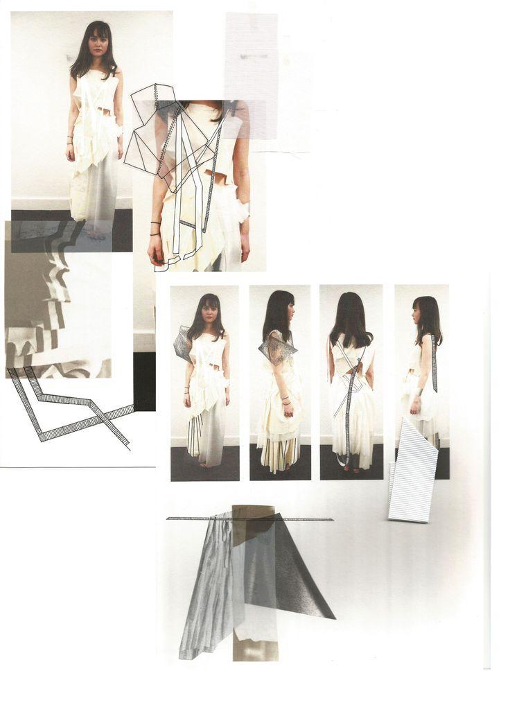 Fashion Sketchbook - fashion design development of sports luxe range; fashion portfolio // Tascha Elliott
