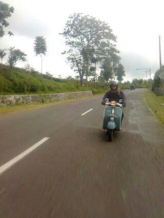 Gasssspol menuju pulang at Ciater Bandung