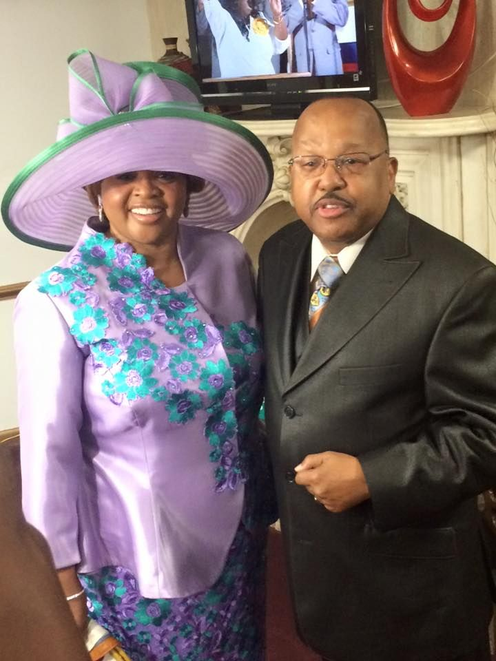 Bishop Alfred A, Owens & Co-Pastor Susie C. Owens ...