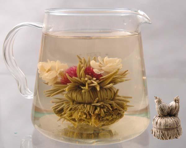 Flowering tea!!