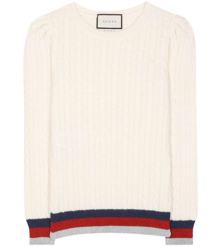 mytheresa.com - Cashmere sweater - Sweaters - Knitwear - Clothing ...