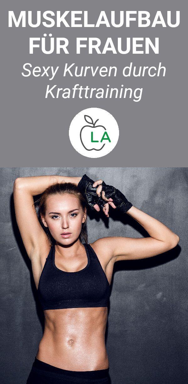 Muskelaufbau für Frauen – Der komplette Guide mit Trainingsplan