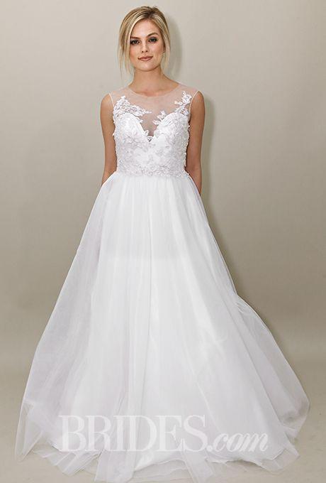 Brides: Heidi Elnora - Fall 2015. Wedding dress by Heidi Elnora