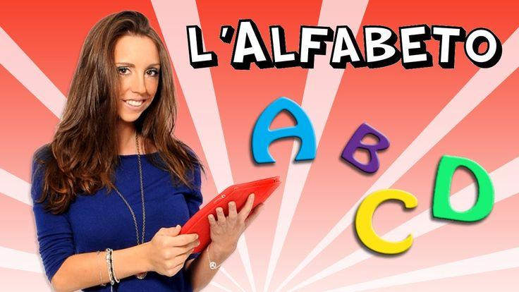 Corso di Spagnolo con Helena, lezione 1 - L'alfabeto