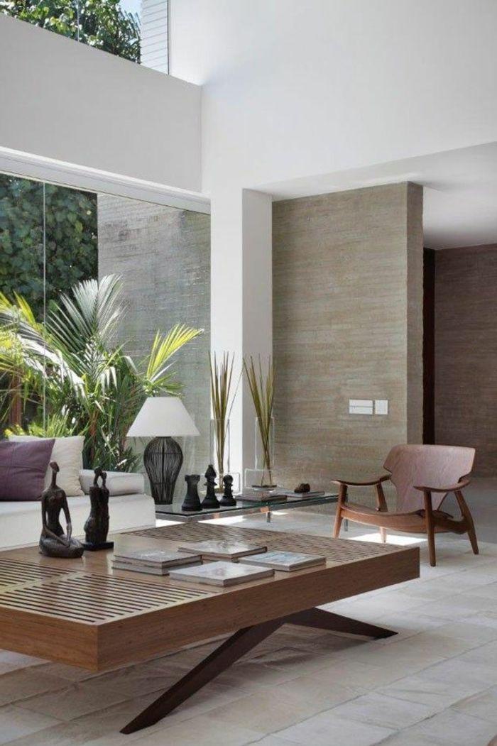 Quel Couleur Pour Une Cuisine Moderne : déco chambre zen adulte et chambre adulte zen, joli salon zen avec
