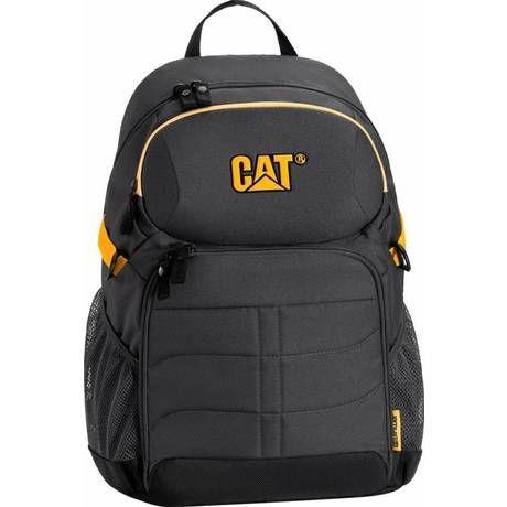 Τσάντα πλάτης Protect Backpack 83316 από την εταιρεία CAT χωρητικότητας 24 λίτρων, σε γκρι χρώμα. Διαθέτει φορμαρισμένη σκληρή θήκη για γυαλιά ηλίου, εσωτερική θήκη για tablet και εξωτερική εμπρός θήκη με organizer που κλείνει με φε...