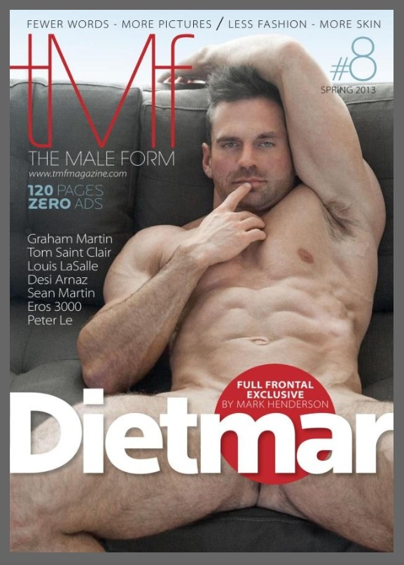 free gay men magazine