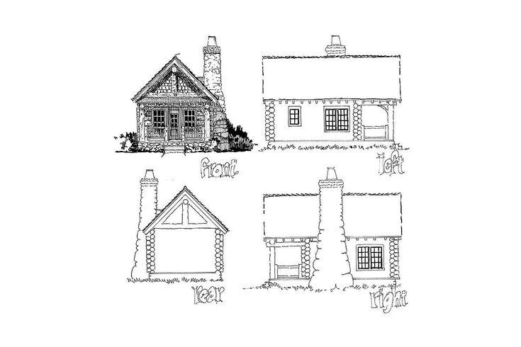 300 best maisons de jardin images on pinterest small - Maison jardin house plan villeurbanne ...