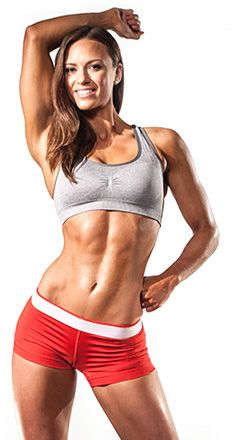 Bodybuilding.com - Fitness 360: Tabitha Klausen, Model Trains