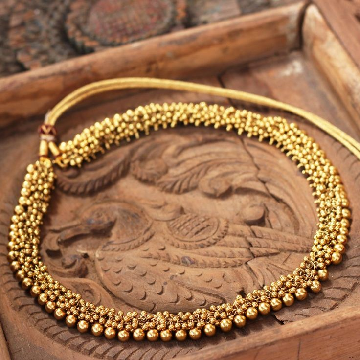 171 best Gold Craze images on Pinterest South indian jewellery