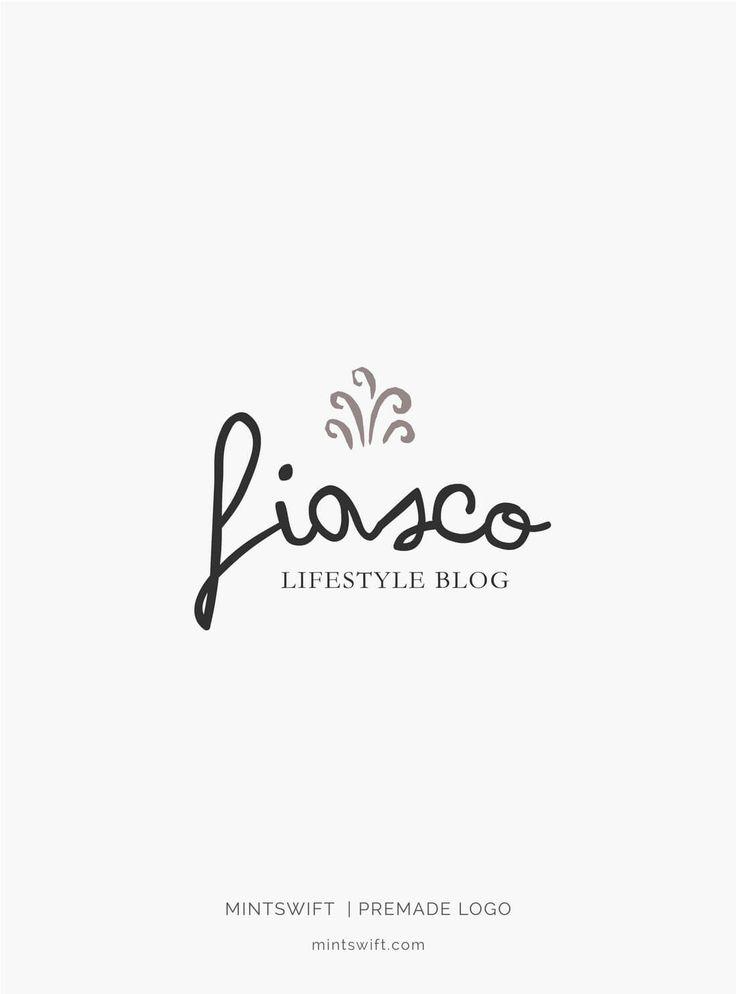 $39 | Fiasco Premade Logo Design | MintSwift