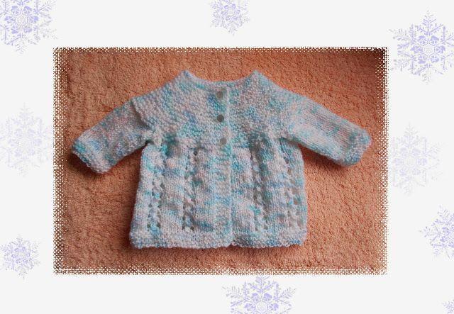bb49d7643ac4d Marianna s Lazy Daisy Days  Bella Baby Jacket. Marianna s Lazy Daisy Days  Bella  Baby Jacket Baby Sweater Patterns