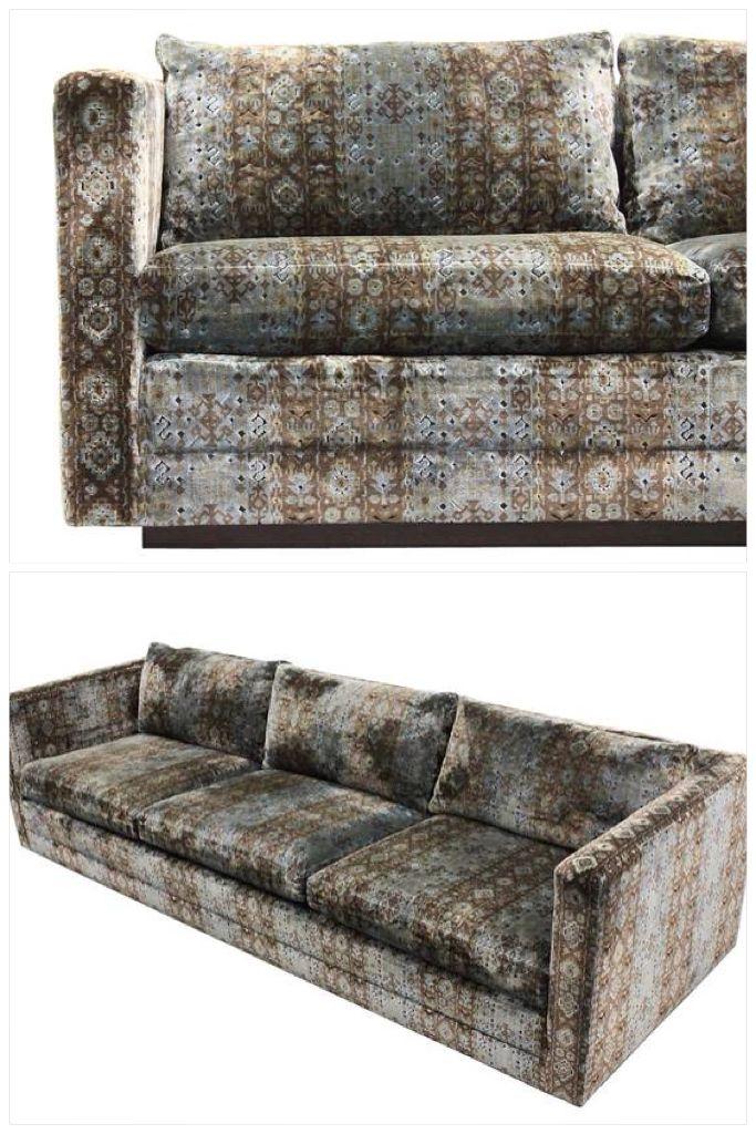 Dunbar Tuxedo Sofa $3750 Http://chicago.craigslist.org/chc/fuo/3997578284.html    Home   Pinterest   Tuxedos, Love This And Love