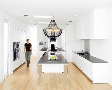 Pacific Heights Residence - Modern - Kitchen - NICOLEHOLLIS