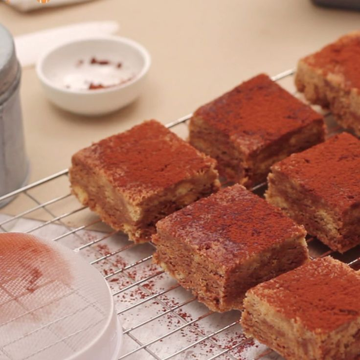 """#RecipeoftheDay: Caramello Slice by Kazzablues - """"This is really a divine tasting slice."""" - joeysix"""