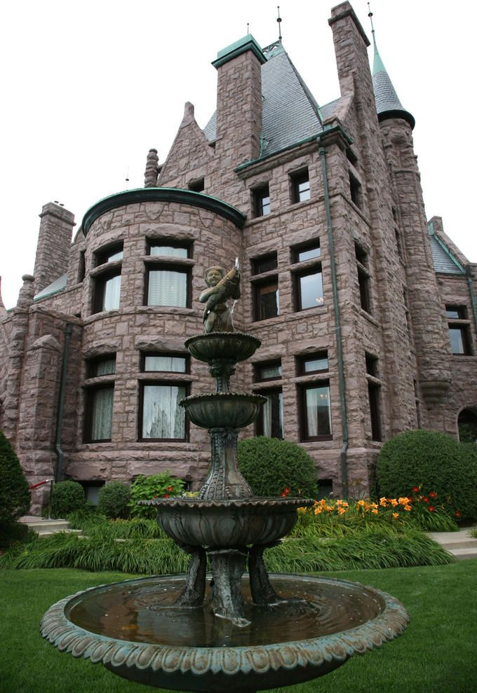 Van Dusen Mansion Minneapolis One of