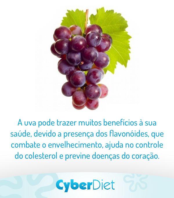 Um cacho de uva para sua saúde! http://maisequilibrio.com.br/aposte-no-suco-de-uva-integral-e-tenha-mais-saude-2-1-1-754.html?origem=Pinterest