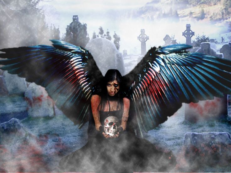 Evil Angel | angels | Pinterest | Angel and Wallpapers