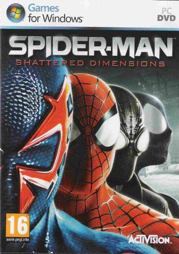 Spider-Man Shattered Dimensions @ niftywarehouse.com #NiftyWarehouse #Spiderman #Marvel #ComicBooks #TheAvengers #Avengers #Comics