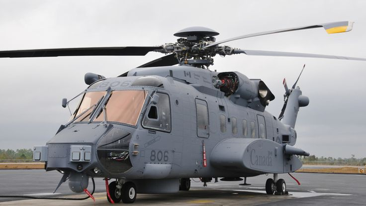 CH-148 Cyclone will replace the CH-124 Sea King as Canada's main ship-borne maritime helicopter. This state-of-the-art aircraft will fill the Canadian Forces' operational demands well into the 21st century.
