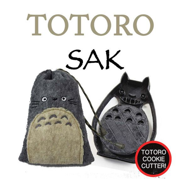 Hey, I found this really awesome Etsy listing at https://www.etsy.com/listing/194340045/totoro-sak-with-cookie-cutter