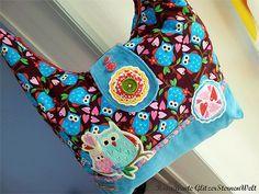 Taschenschnittmuster kostenlos, farbenmix Anleitung