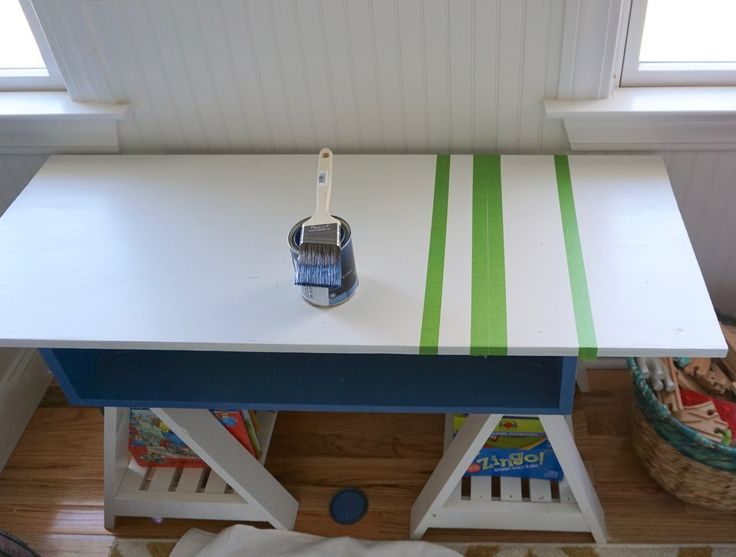 The Lazy Person's Guide to Painting Furniture | Ocean Front Shack