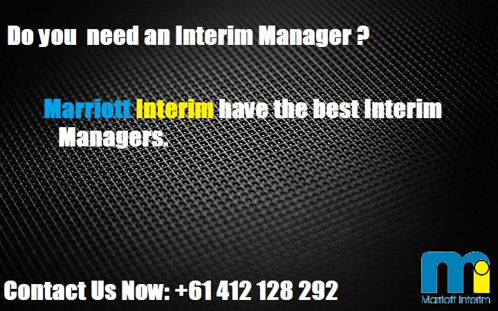 Best Interim Management Services in Australia.