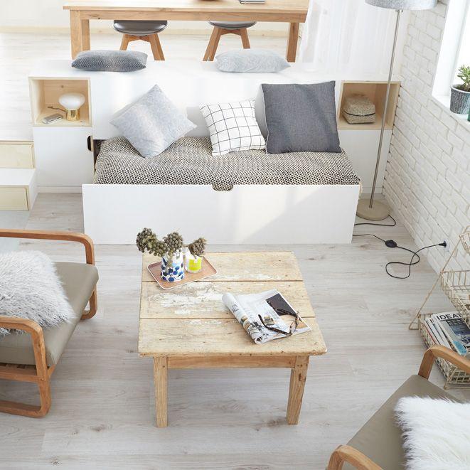 ¿Un dormitorio con lo último en #tendencias de #decoración solo con 3 sencillos #trucos? ¡Es posible! #DIY ✅ #tanfácilquenotelocrees
