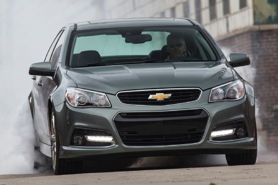 2014 Chevrolet SS First Drive - Motor Trend
