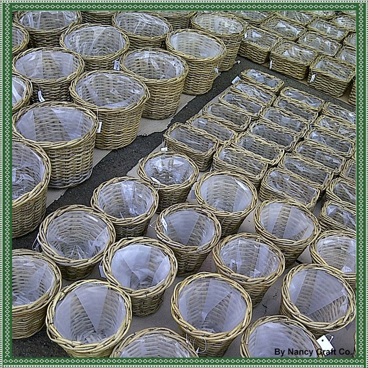 #1000 #baskets #redy to go to all over the world. #artisan #weaving #rattan #handicraft