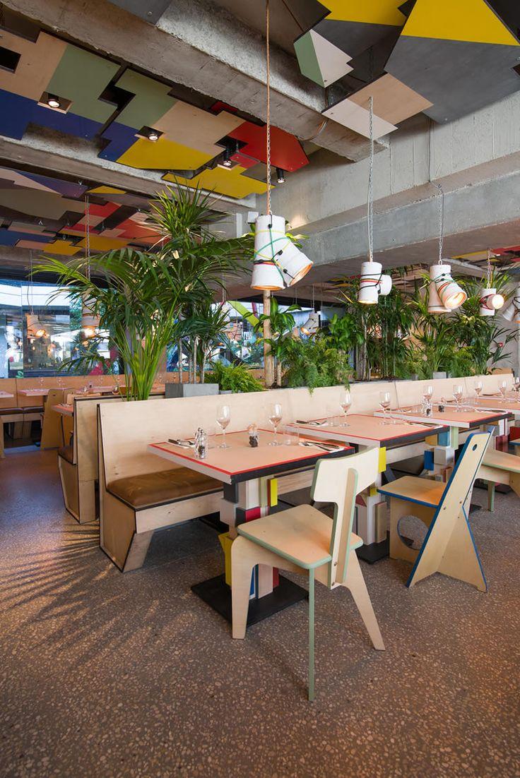 66 best food court restaurants images on Pinterest | Architecture ...