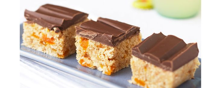 Apricot And Coconut Slice | Sweetened Condensed Milk Recipes - Condensed Milk Slices at Bakers' Corner