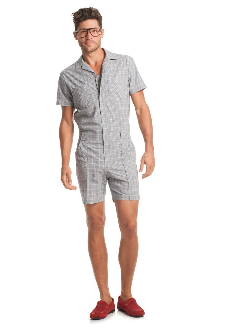 8 best Romper man! images on Pinterest | Men jumpsuits, Menswear ...