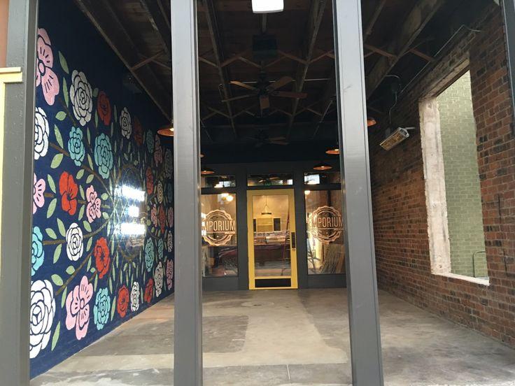 Emporium Restaurant in Deep Ellum, Dallas Final Post Construction Clean Up