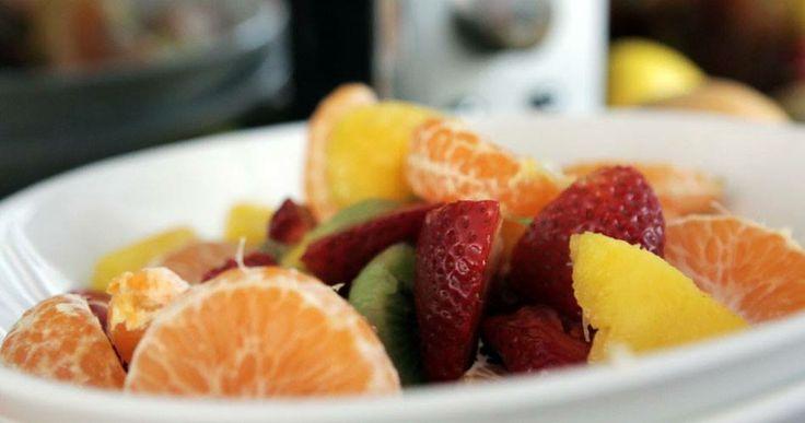 Fresh and healthy option!  www.Cookapp.com