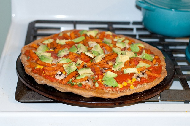 """carrot infused pizza dough 
