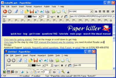 187 best software images on pinterest software website and 3d paperkiller is the most productive professional software for creating a manual hypertext a guide fandeluxe Choice Image