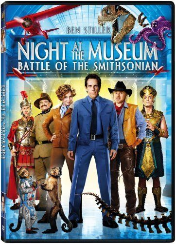 Night at the Museum: Battle of the Smithsonian: Amy Adams, Battle, Museums, Ben Stiller, Favorite Movies, Robin Williams, Smithsonian, Movie Night