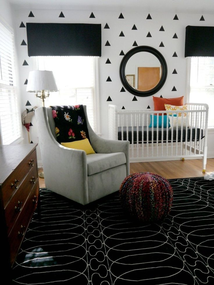 Maxwell's Mix of Old & New — Nursery Tour