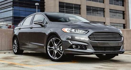 ford fusion sport release date