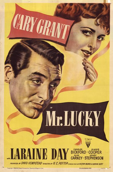 mr lucky cary grant - Google Search