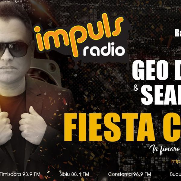 "Check out ""Fiesta Cavalcada #3 - by Geo Da Silva & Sean Norvis - Radio Impuls"" by Sean Norvis on Mixcloud"