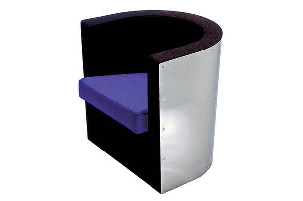Кресло D62, дизайн Эля Лисицкого (1928), Tecta