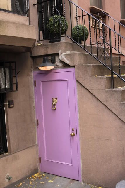 Used to walk by this door in NYC!