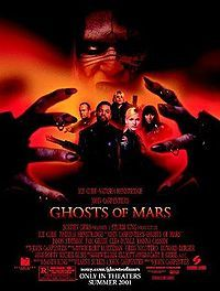 CULT MOVIE REVIEW: John Carpenter's Ghosts of Mars (2001) | John ...