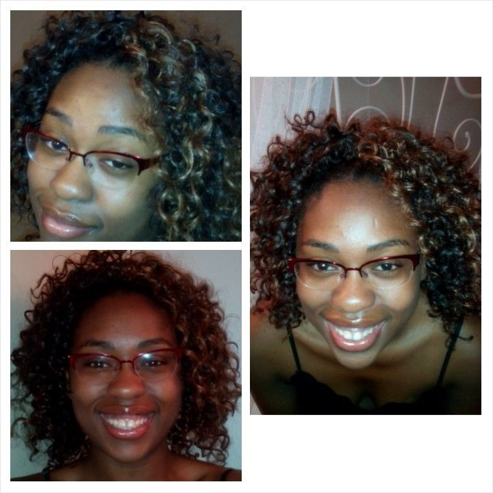 Crochet Braids Hair Loss : Freetress GoGo Curl 2.5 hr install https://m.facebook.com ...
